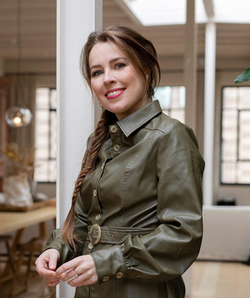 Evelien van den Brink - Marketing & Communication Director