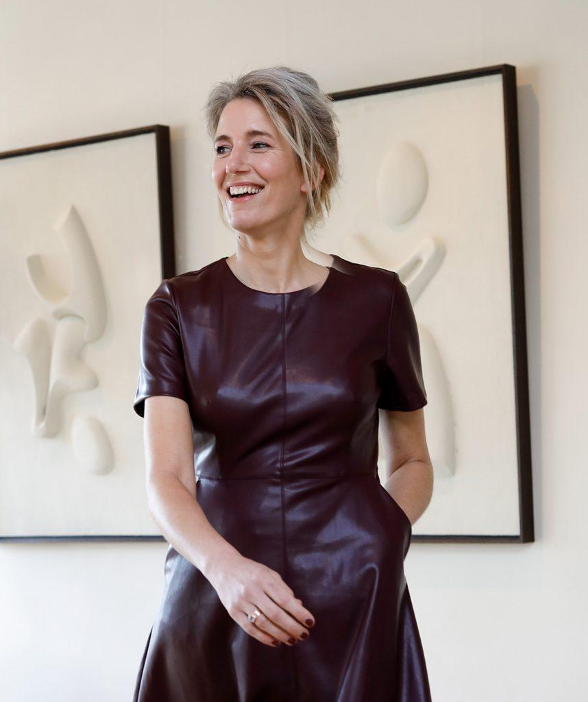 Marieke Donkervoort - executive coach vrouwelijk leiderschap